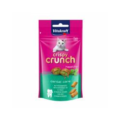 Friandises pour chat snack Crispy Crunch Dental 60 g