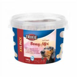 Friandises pour chien Bony Mix Trixie XXL Seau 1,8 g