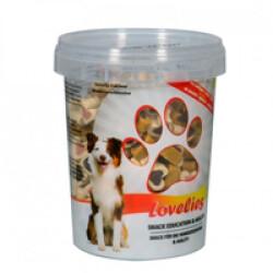 Friandises pour chien Bubimex Lovelies - Seau de 300 g