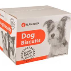 Friandises crunch à la viande pour chien 3 variétés plaisir Carton 10 kg