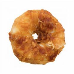 Friandises pour chien Mini Donuts au poulet Denta Fun Medium diamètre 6 cm - lot de 2