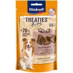 Friandises pour chien Treaties Bits Vitakraft Pâté de foie 120 g