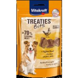 Friandises pour chien Treaties Bits Vitakraft Poulet 120 g
