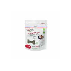 Friandises pour hygiène bucco-dentaire Canichef Bio du chien - Sachet de 120g