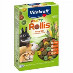Friandises Rollis Party Vitakraft pour rongeurs 500 g