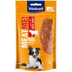 Friandises sans céréales pour chien Meat Me ! Vitakraft Boeuf 60 g