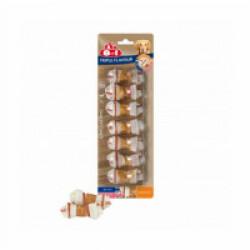 Friandises Triple Flavour 8in1 os à mâcher pour petit chien XS - 7 pièces