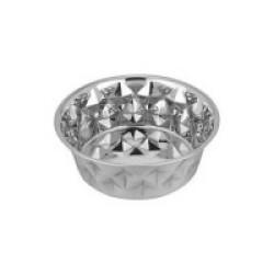 Gamelle antidérapante Diamant - 0.40l  (Ø 11 cm)