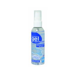 Gel hydroalcoolique à pompe 100 ml King