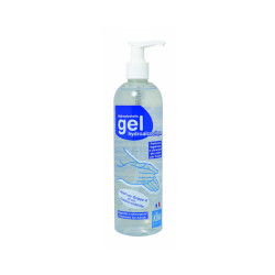 Gel hydroalcoolique à pompe 400 ml King