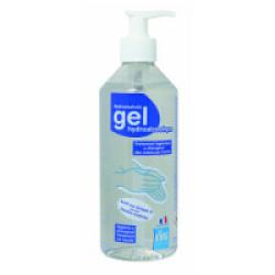 Gel hydroalcoolique sans pompe 1 litre King