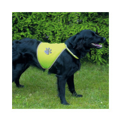 Gilet de sécurité réfléchissant Trixie pour chiens