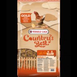 Granulés de ponte Versele Laga Country Best Mélange céréales Gold 4 mix