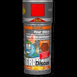 Granulés pour discus avec doseur JBL Grana Discus Click 250 ml