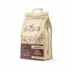 Granulés pour poules pondeuses Cot&Co Gasco Sac 10 kg