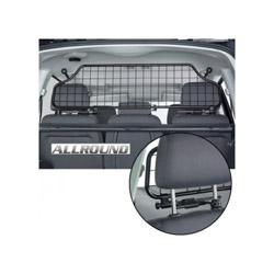 Grille de séparation coffre voiture Allround Kleinmetall