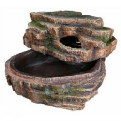 Grotte pour serpent en polyester Reptiland Trixie