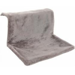 Hamac pour radiateur pour chat Zolux - Coloris gris