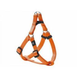 Harnais Art Sportiv Plus Karlie orange Largeur 10 mm Longueur 20/35 cm
