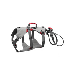 Harnais baudrier Doubleback Ruffwear pour chien sportif Taille S