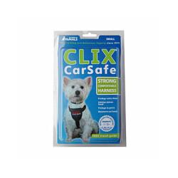 Harnais Clix Car Safe de voiture pour chien - Taille S