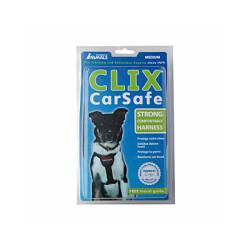 Harnais Clix Car Safe de voiture pour chien - Taille M
