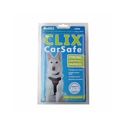 Harnais Clix Car Safe de voiture pour chien - Taille L