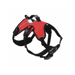 Harnais d'assistance Kn'1 Active Grip pour chien T1 Rouge