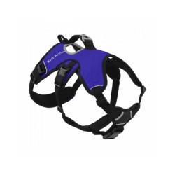 Harnais d'assistance Kn'1 Active Grip pour chien T1 Bleu