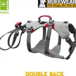 Harnais Doubleback pour chien 15 à 30 kg Small