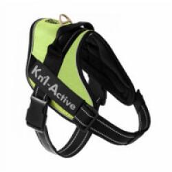 Harnais Kn'1 Active Speed pour chien sportif T1 Vert