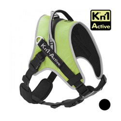 Harnais Kn'1 Active Start pour chien actif T1 Vert
