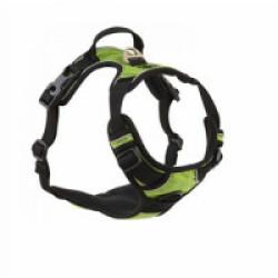 Harnais multifonction Kn'1 Active Drive pour chien T1 Vert
