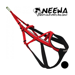 Harnais Neewa Racing H-Back T1 Small Rouge