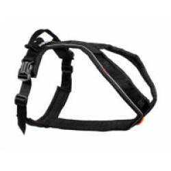 Harnais polyvalent avec poignée Line Grip NON-STOP Dogwear Noir  - Taille 1