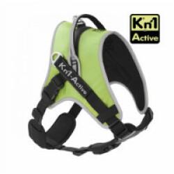 Harnais pour chien actif Kn'1 Active Start Coloris Vert Taille S