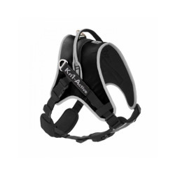 Harnais pour chien actif Kn'1 Active Start Coloris Noir Taille M