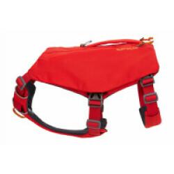 Harnais pour chien avec poches Switchbak Ruffwear Red Sumac - Taille XS