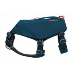 Harnais pour chien avec poches Switchbak Ruffwear Blue Moon - Taille XS