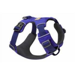 Harnais Front Range de sport et promenade pour chien T1 XSmall Bleuet