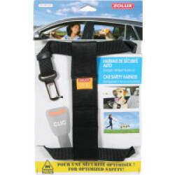 Harnais sécurité auto pour chien Taille L