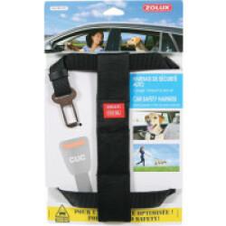 Harnais sécurité auto pour chien Taille XL