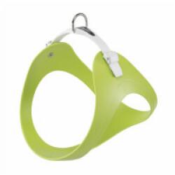 Harnais souple pour chien à micro-régulation Ergoflex P Ferplast vert Taille L