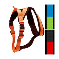 Harnais sport cross TX Art Sportiv T7 84/120 Orange