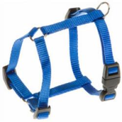 Harnais sport promenade pour chien T0 Bleu