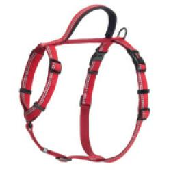 Harnais Walking Halti pour chien - Taille XS Rouge