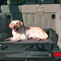 Housse Carbed pour protection coffre de voiture et coussin pour chien