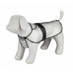 Imperméable Tarbes en PVC pour chiens Trixie Taille XS Longueur 30 cm Tour de ventre 38/52 cm