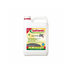 Insecticide d'extérieur DK Choc Saniterpen Bidon 5 litres