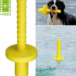 Jeu aquatique Aqua-Mot pour chien